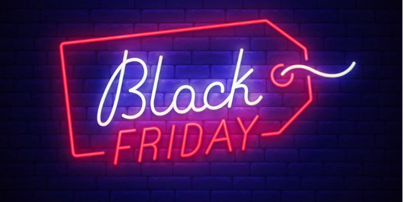 Fast Facts in Five — Black Friday