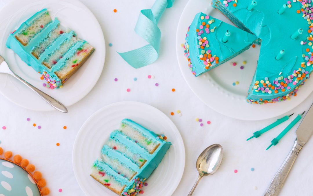 Have your cake and eat it, too